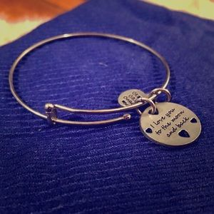 Love You to the Moon & Back Bracelet Chubby Chico